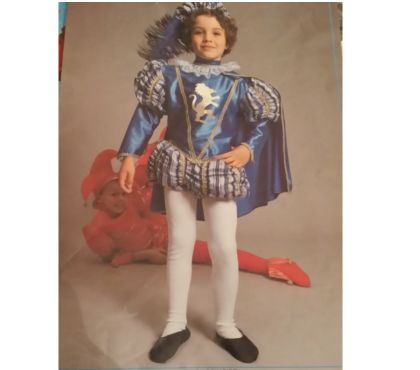 Foto di Vivastreet.it Vestitino Carnevale Principe Originale