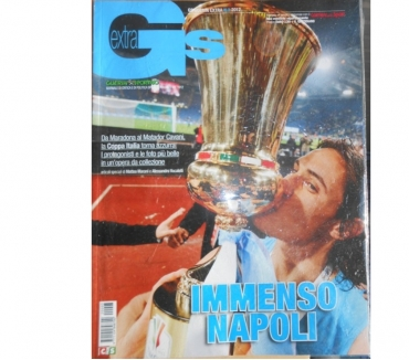 Foto di Vivastreet.it Guerin Sportivo Extra N.3 2012 Cavani Coppa Italia
