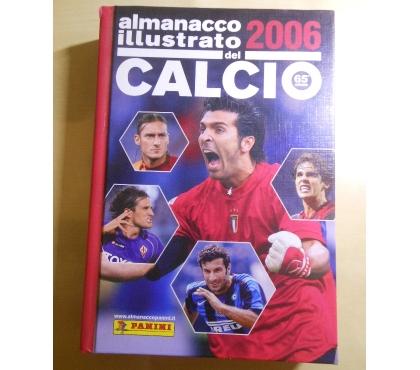 Foto di Vivastreet.it ALMANACCO ILLUSTRATO DEL CALCIO 2006, ED. PANINI, 65° VOLUME
