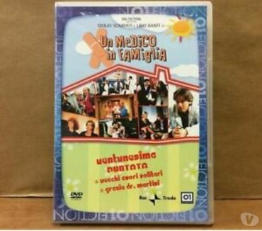 Foto di Vivastreet.it DVD ORIGINALI SERIE TV UN MEDICO IN FAMIGLIA 10 STAGIONI