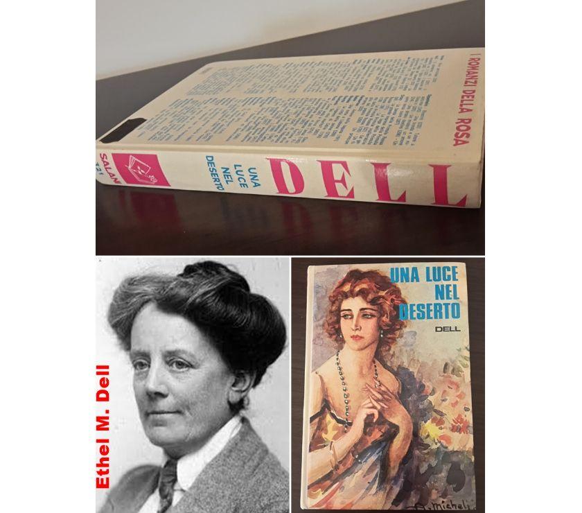 Collezionismo - Libri Udine e provincia Udine - Foto di Vivastreet.it UNA LUCE NEL DESERTO, DELL, SALANI EDITORE 1980, I ROMANZI D