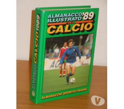 Foto di Vivastreet.it ALMANACCO ILLUSTRATO DEL CALCIO '89 PANINI, NUOVO.