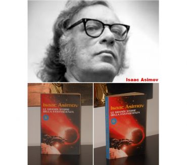 Foto di Vivastreet.it LE GRANDI STORIE DELLA FANTASCIENZA N. 6, Isaac Asimov,2006