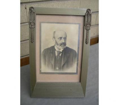 Foto di Vivastreet.it Antica cornice legno con foto d'epoca Liberty