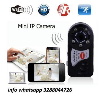 Foto di Vivastreet.it Mini telecamera wifi da sorveglianza mini camera wireless