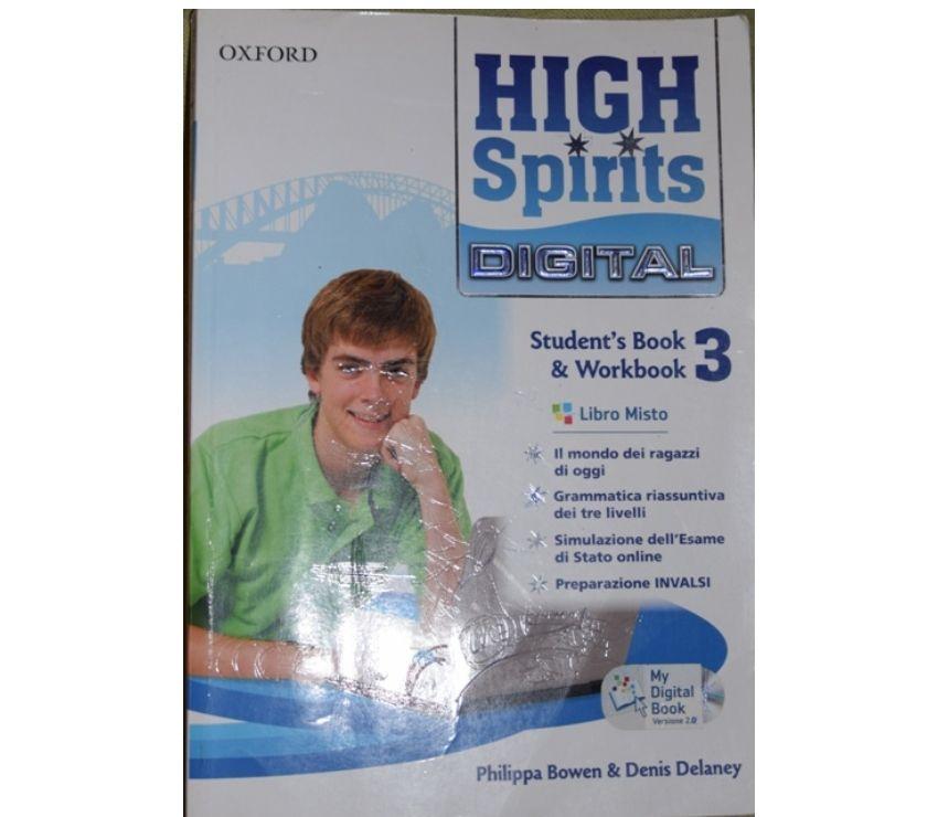 Foto di Vivastreet.it libro inglese terza media, High Spirit 3 978019466581