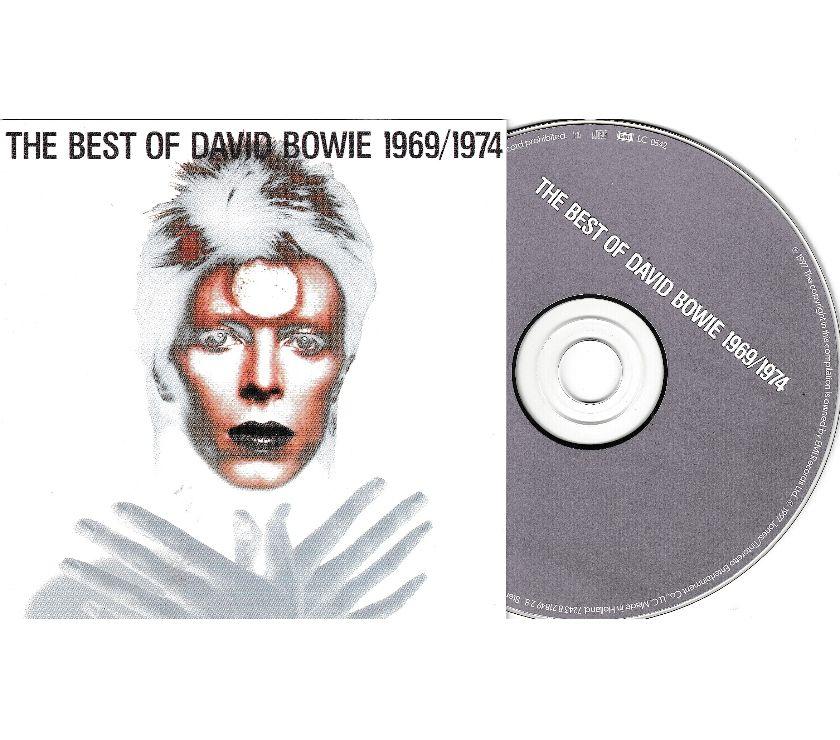 compact disc dvd e videogames Palermo e provincia Palermo - Foto di Vivastreet.it DAVID BOWIE - The Best Of David Bowie 1969 1974 CD Album