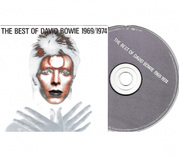 Foto di Vivastreet.it DAVID BOWIE - The Best Of David Bowie 1969 1974 CD Album
