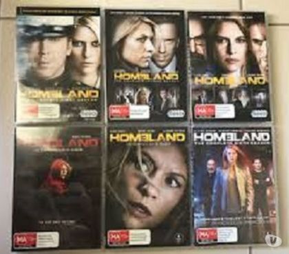 Foto di Vivastreet.it Dvd originali serie tv HOMELAND 7 stagioni