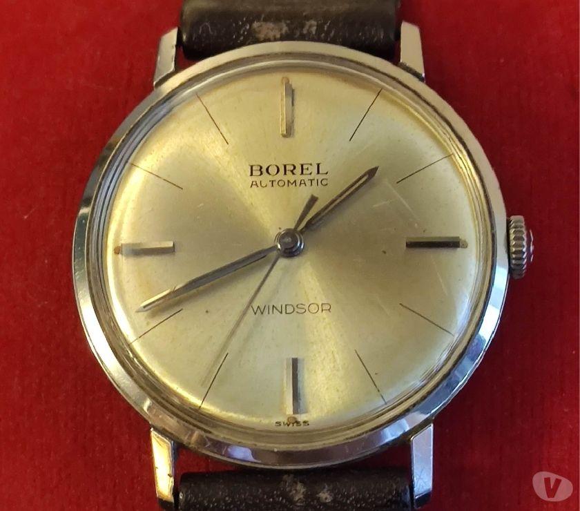 offerte gioielli e orologi Reggio nell'Emilia e provincia Correggio - Foto di Vivastreet.it Ernest Borel carica automatica vintage.