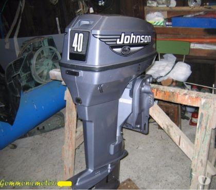 Foto di Vivastreet.it motore marino cv40 737 jhonson vari fb