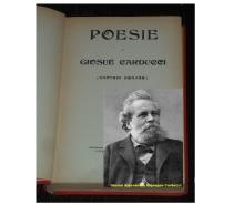 Foto di Vivastreet.it POESIE DI GIOSUE' CARDUCCI, (ENOTRIO ROMANO), Ed.1915.