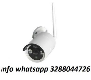 Foto di Vivastreet.it Telecamera senza fili 2mpx ip camera esterno wifi cam 3 led