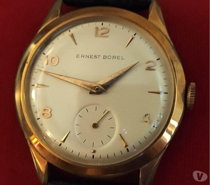 offerte gioielli e orologi Reggio nell'Emilia e provincia Correggio - Foto di Vivastreet.it Ernest Borel carica manuale vintage.