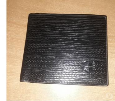 Foto di Vivastreet.it Portafoglio nero con porta monete nuovo