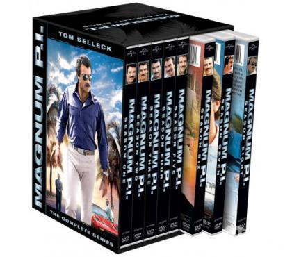 Foto di Vivastreet.it Magnum P.I. tutte le 8 serie in dvd