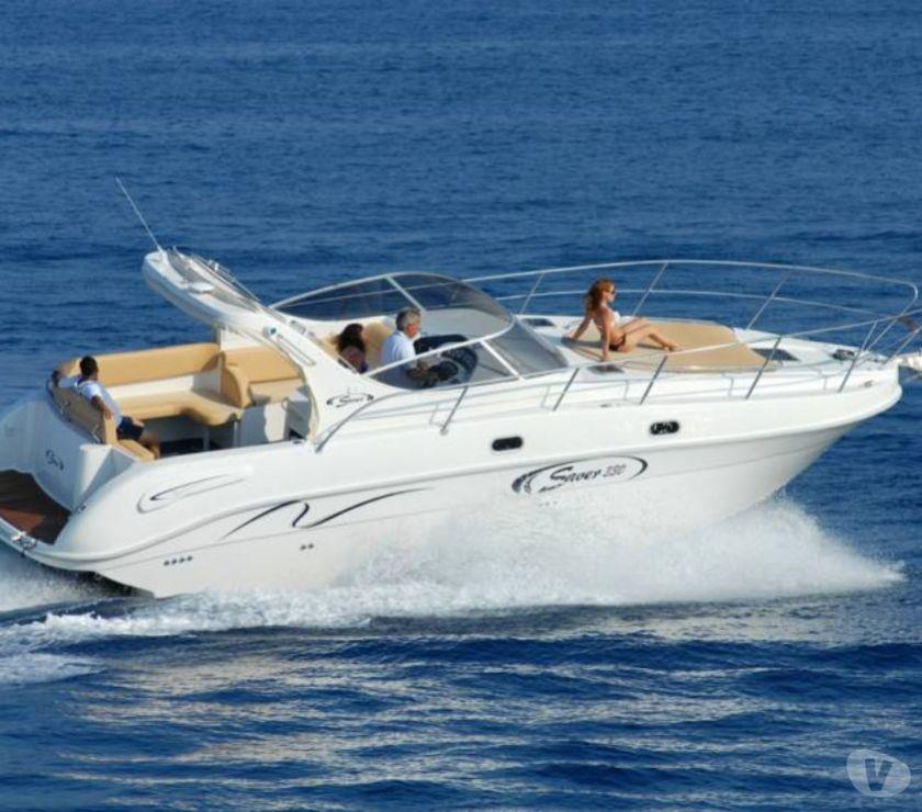 occasioni barche Napoli e provincia Napoli - Foto di Vivastreet.it cabinato 33 saver c natante ore 100 2td