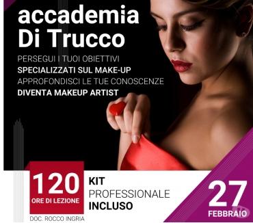 Foto di Vivastreet.it Corso di trucco Beauty Correttivo 100 ore - Doc. Rocco Ingri