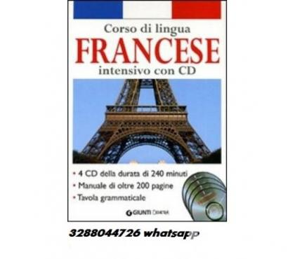 Foto di Vivastreet.it Corso di lingua. francese intensivo. con 4 cd audio