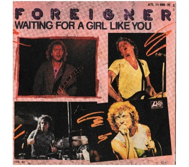 Foto di Vivastreet.it FOREIGNER - Waiting For a Girl Like You - '7 45 giri 1982