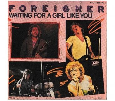Foto di Vivastreet.it FOREIGNER - Waiting For a Girl Like You - '7 45 giri 1982