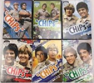 Foto di Vivastreet.it Dvd originali serie tv completa CHIPS 6 stagioni