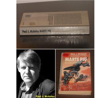 Foto di Vivastreet.it MARTE PIU', Paul J. McAuley, Cosmo, Collana di Fantascienza.