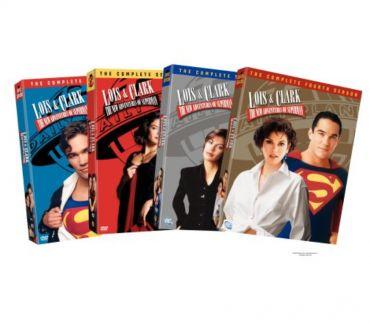Foto di Vivastreet.it Dvd originali serie tv completa LOIS E CLARK 4 stagioni