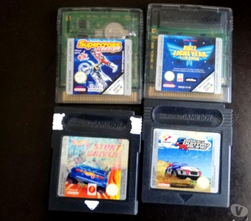compact disc dvd e videogames Asti e provincia Asti - Foto di Vivastreet.it Videogiochi per GAME BOY Nintendo