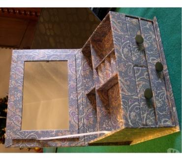 Foto di Vivastreet.it Cofanetto portagioielli, scatola portagioie