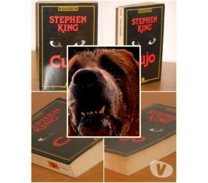 Foto di Vivastreet.it CUJO, STEPHEN KING, BESTSELLER Oscar Mondadori, 1990.
