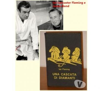 Foto di Vivastreet.it UNA CASCATA DI DIAMANTI, Ian L. Fleming, Garzanti n. 229.