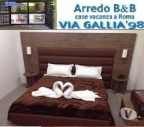 Foto di Vivastreet.it Arredo hotel a roma-VIA GALLIA 98-Le Testate Continue patty