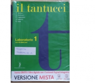 Foto di Vivastreet.it Il Tantucci, Laboratorio 1 + CD-ROM tutor