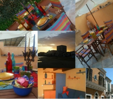 Foto di Vivastreet.it Sicily Pozzallo La Maison De Rosy gioiosa solare