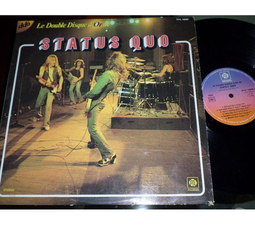 Foto di Vivastreet.it STATUS QUO - Le Double Disque D'or De Staus Quo - 2 x LP