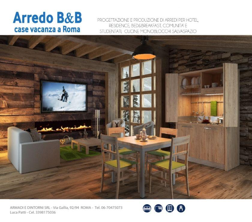ARREDO BED AND BREAKFAST A ROMA- VIA GALLIA,98-ARREDO B&B in vendita ...