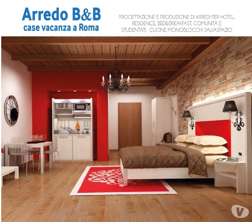 Foto di Vivastreet.it ARREDO BED AND BREAKFAST A ROMA- VIA GALLIA,98-ARREDO B&B