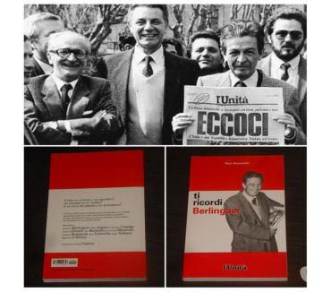 Foto di Vivastreet.it ti ricordi Berlinguer, Piero Sansonetti, l'Unità maggio 2004