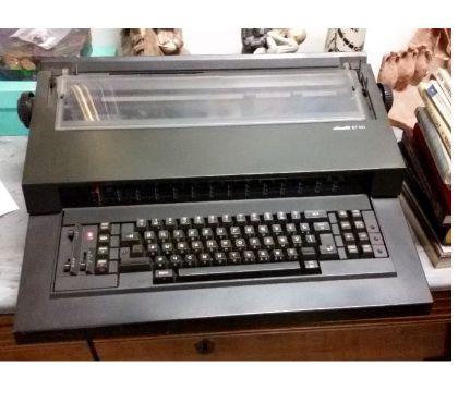 Foto di Vivastreet.it Macchina per scrivere elettronica Olivetti ET121 per ricambi