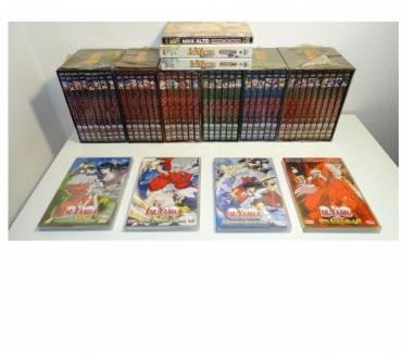 Foto di Vivastreet.it Inuyasha tutti i box dvd originali delle 7 stagioni complete