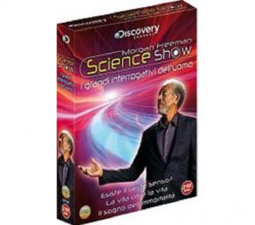 Foto di Vivastreet.it Dvd originali serie tv MORGAN FREEMAN SCIENCE SHOW 4stagioni