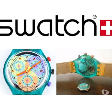 Foto di Vivastreet.it Swatch Chrono SOUND, SCL102 Made Swiss Quartz, ANNO 1993 Rif