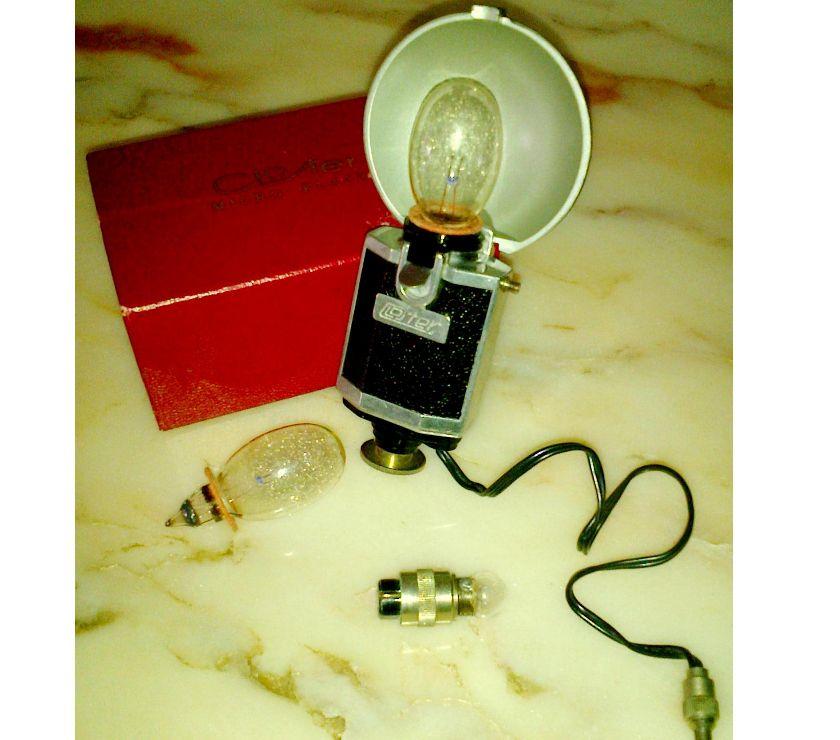 Foto di Vivastreet.it Closter Micro flash anni '50 - Collezionismo fotografico