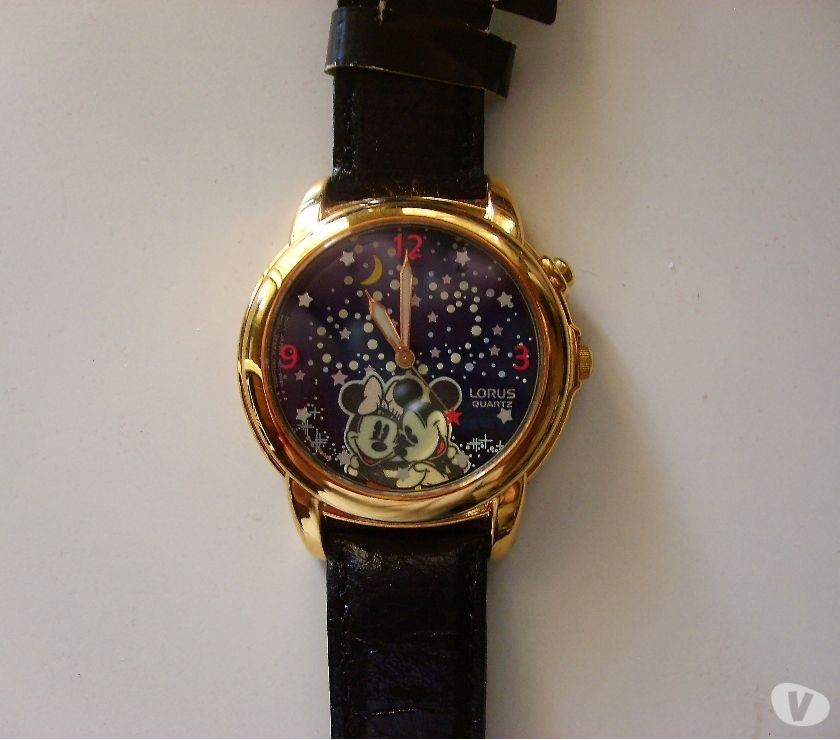 Foto di Vivastreet.it Orologio Lorus Melody Disney Mickey Minnie Mouse RZP004