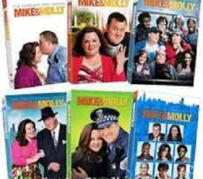 Foto di Vivastreet.it Dvd originali serie tv MIKE E MOLLY 6 stagioni