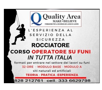 Foto di Vivastreet.it Corso Formazione Rocciatori(IN TUTTA ITALIA)