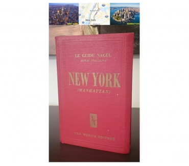 Foto di Vivastreet.it NEW YORK (MANHATTAN), LE GUIDE NAGEL SERIE ITALIANA, U.MURSA