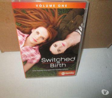 Foto di Vivastreet.it Dvd originali serie tv SWITCHED AT BIRTH 4 stagioni