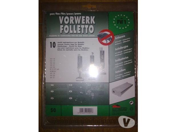 arredamento ed elettrodomestici Padova e provincia Padova - Foto di Vivastreet.it 10 sacchetti FW1 per aspirapolvere Vorwerk Folletto